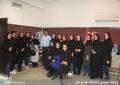 گزارش تصویری از برگزاری نمایشگاه آثار دانشجویان گروه آموزشی طراحی لباس دانشگاه علم و هنر