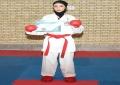 افتخارآفرینی دانشجوی دانشگاه علم و هنر در مسابقات آسیایی بانوی کاراته کای