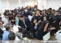گزارش تصویری از استقبال بی نظیر پذیرفته شدگان ورودی جدید دانشگاه علم و هنر