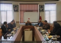 گزارش تصویری از بازدید هیات نظارت دانشگاه یزد از  دانشگاه علم و هنر