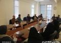 گزارش تصویری از حلقه گروه های تعالی بسیج اداری مرصاد دانشگاه علم و هنر