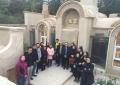 بازدید دانشجویان کارشناسی ارشد معماری از پروژه پژوهشی مهمانسرای سبز دانشگاه یزد