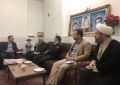 گزارش تصویری دیدار با خانواده معظم شهدا توسط مسئولین دانشگاه علم و هنر