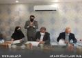 امضا تفاهم نامه همکاری فیما بین دانشگاه علم و هنر و اتاق بازرگانی  یزد و شرکت الکتروکویر